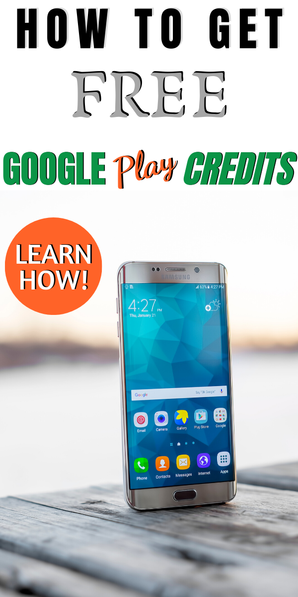 How To Get Free Google Play Credit And Codes Legally In 2020 Sweepstakes Giveaways Google Play Gift Card Contests Sweepstakes