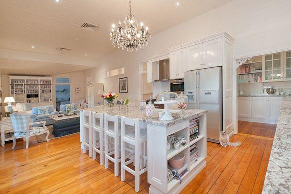 Fran Russel Interior Design Rockhampton Queensland Kitchen Color