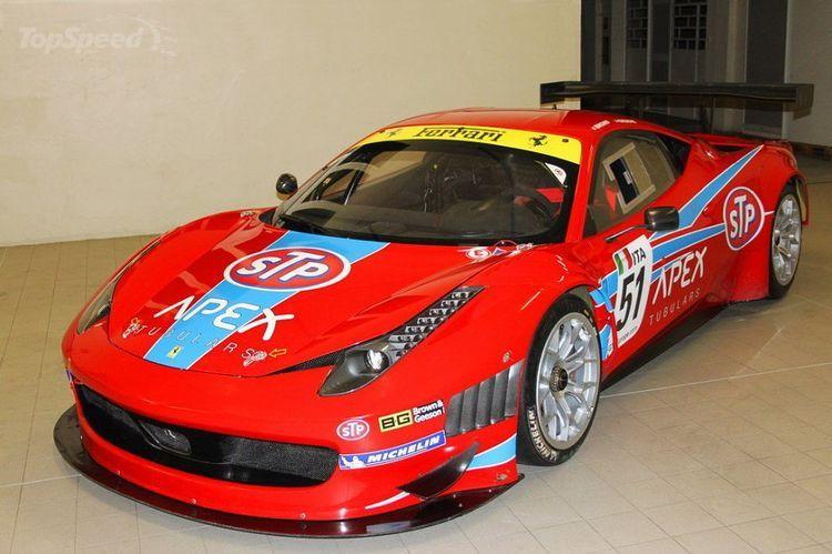 Ferrari 458 Italia Gt 3