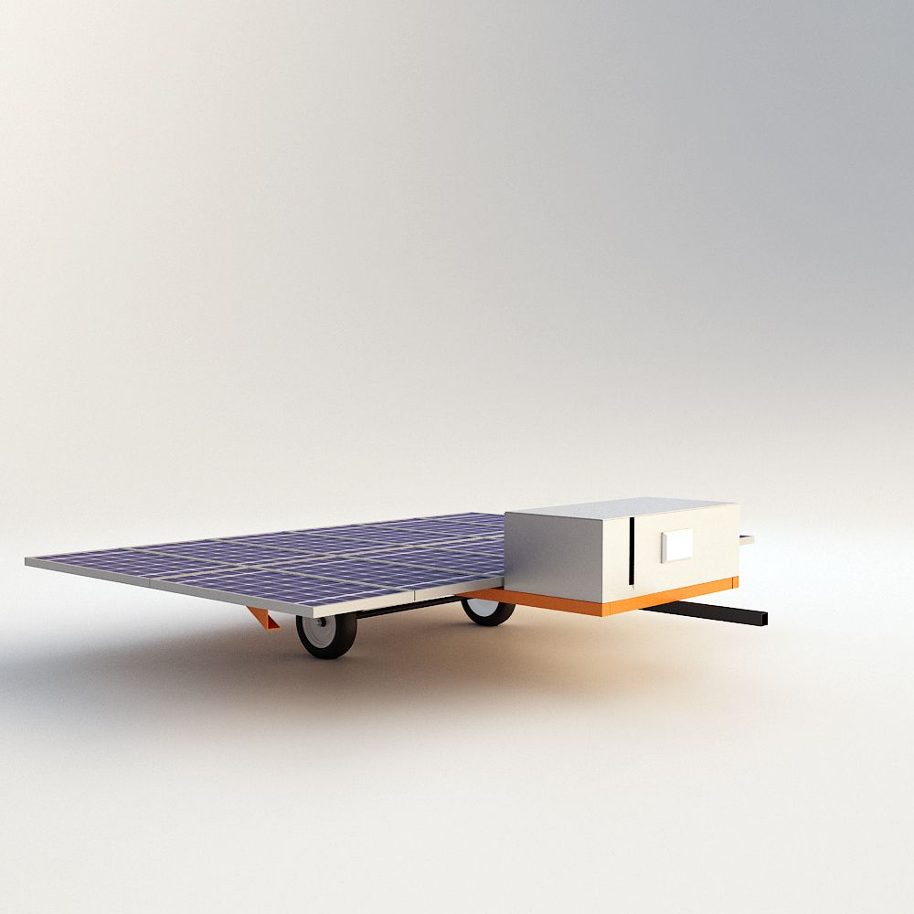 Jovoto Solar Pump Energy R Evolution A Watershed Moment In India Greenpeace In 2020 Portable Solar Power Solar Solar Roof