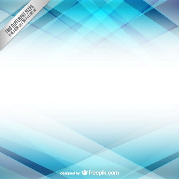 Download Abstract Background With Light Blue Shapes For Free