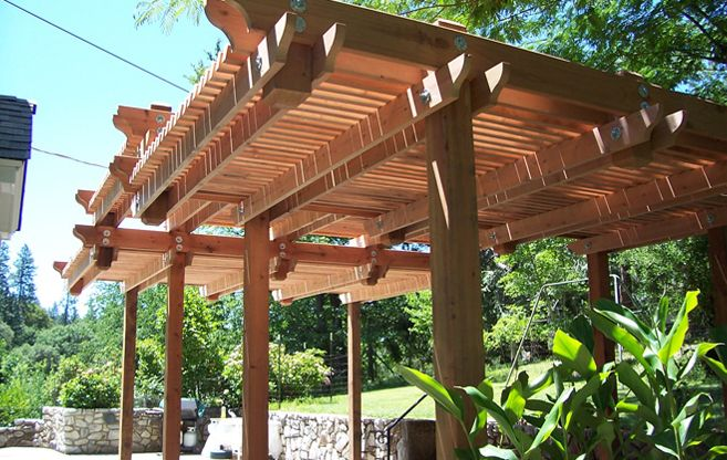 Benchmark Builders Are Sacramentou0027s Resource For Wood Decking, Shade  Structures, Patio Covers, Wood Arbors, And Deck Railing Installation.