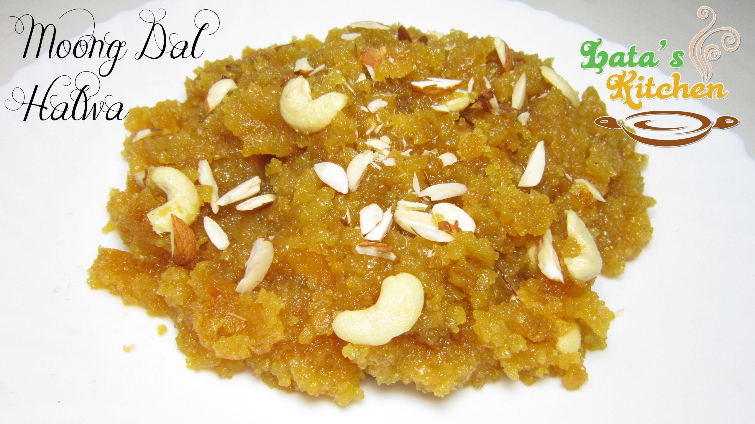 Moong dal halwa recipe video indian dessert recipe in hindi with moong dal halwa recipe video indian dessert recipe in hindi with engli forumfinder Choice Image
