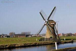 Датская ветряная мельница