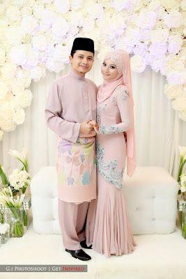 Fallin For You Wed Preps Design Baju Akad Nikah Nina Wedding