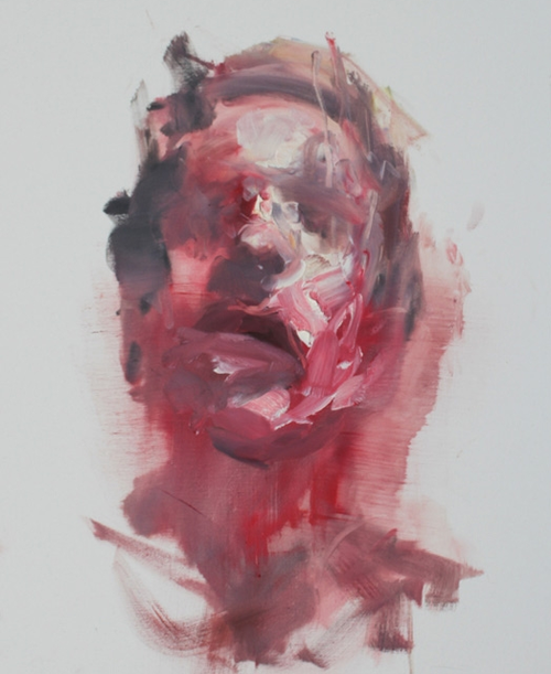 pikeys: Head (Becoming Animal) by Antony Micallef