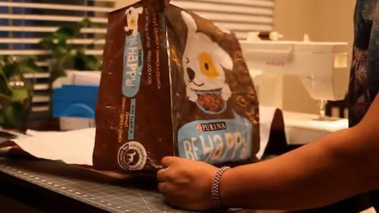 Download Up Cycled Dog Food Bag Tutorial Make Dog Food Bags Tutorial Tote Bag Tutorial