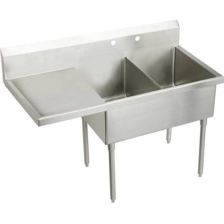 Industrial Scientific Sink Utility Sink Stainless Steel