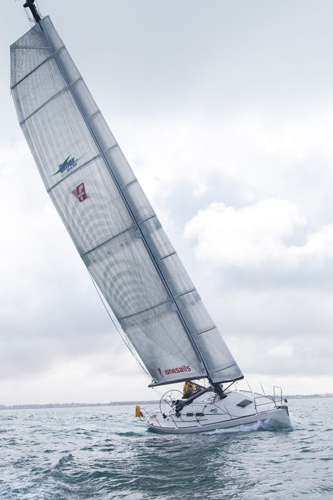 The Latest From Omer Wing Sail Wing Sail Technology Scoop It Sailing Sailing Yacht Model Sailboats