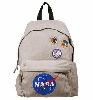 sitio de buena reputación 45771 a83d2 NASA Logo And Badges Backpack | NASA and Space in 2019 ...