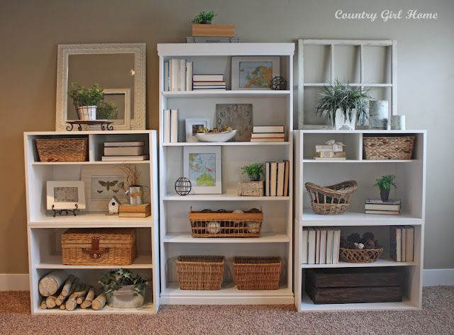 taylored bookcases