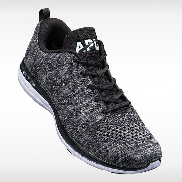 APL Men's Running Shoes TechLoom Pro Cosmic Grey/Black/Midnight