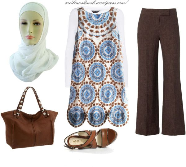 """""""Brownie Points"""" by jamericanmuslimah on Polyvore"""
