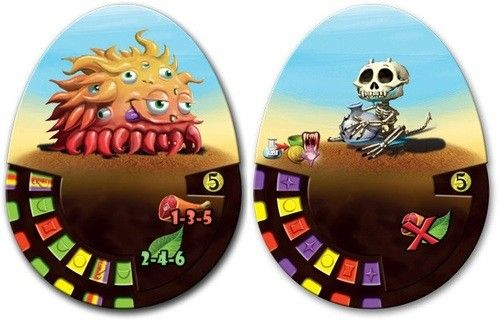 Two more Petz for Dungeon Petz.