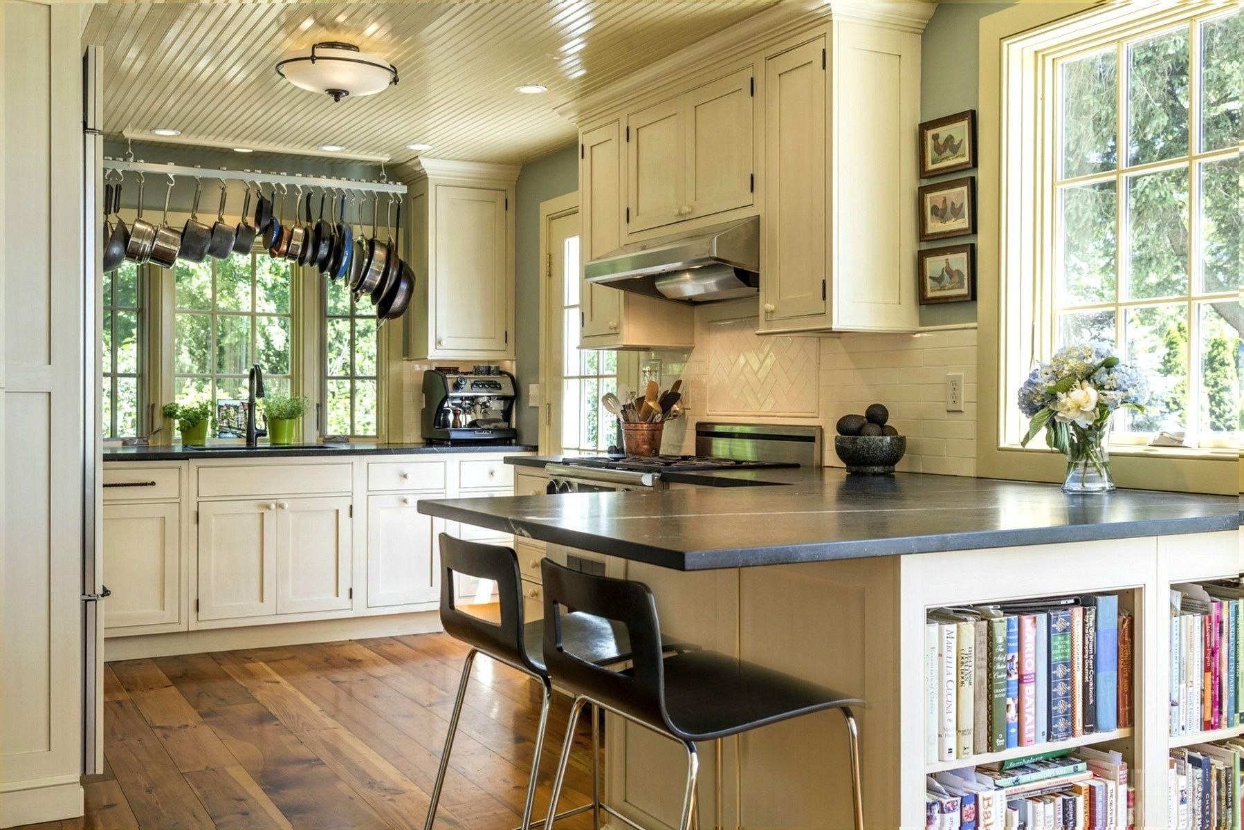 Best Historic Home Kitchen In Madison Ct Beautiful Kitchen 640 x 480