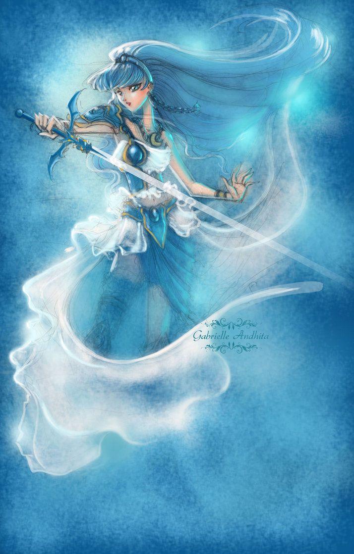 Umi Ryuusaki by gabrielleandhita on DeviantArt Magic