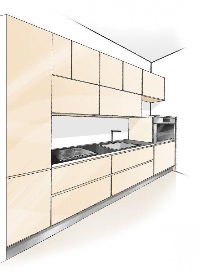 Cucina Concentrata In 3 Metri 2 Progetti Con Render Cose Di Casa Cucine Design Cucine Idee Cucina Ikea