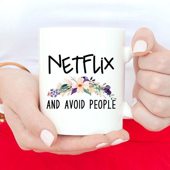 Funny Introverting Mug Unique Coffee Mug Funny Coffee Mug Avoid