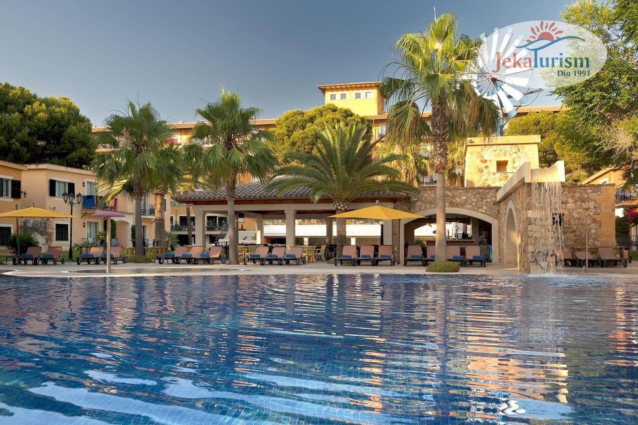 Petrece Un Sejur Sub Soare Intre Palmieri In Spania La Hotelvizitat Occidental Playa De Palma 4 Din Mallorca Hotelu Hotel Majorca Hotels Mallorca