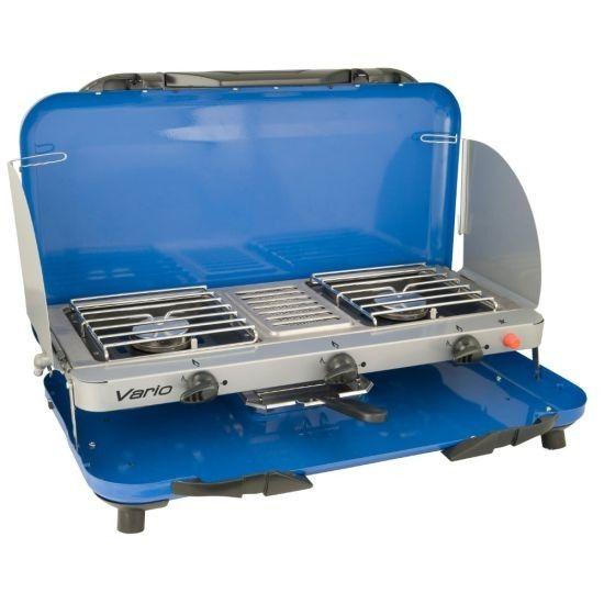 campingaz kitchen buffet storage cabinet johns cross motorcaravan and camping centre chef vario stove 64 99