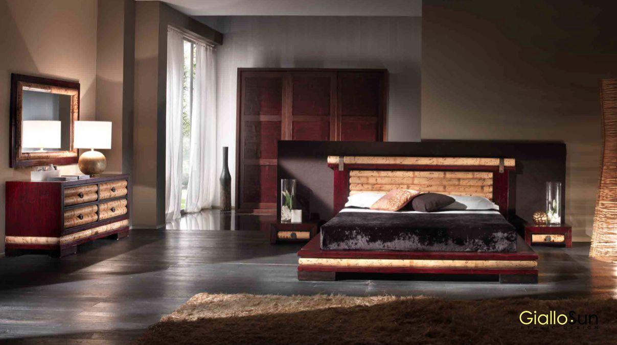 Letto Isayto Red   Arredamento etnico, Camera da letto e ...