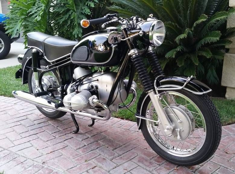 1968 Bmw R Series R69 For Sale Via Rocker Co Classic Motorcycles