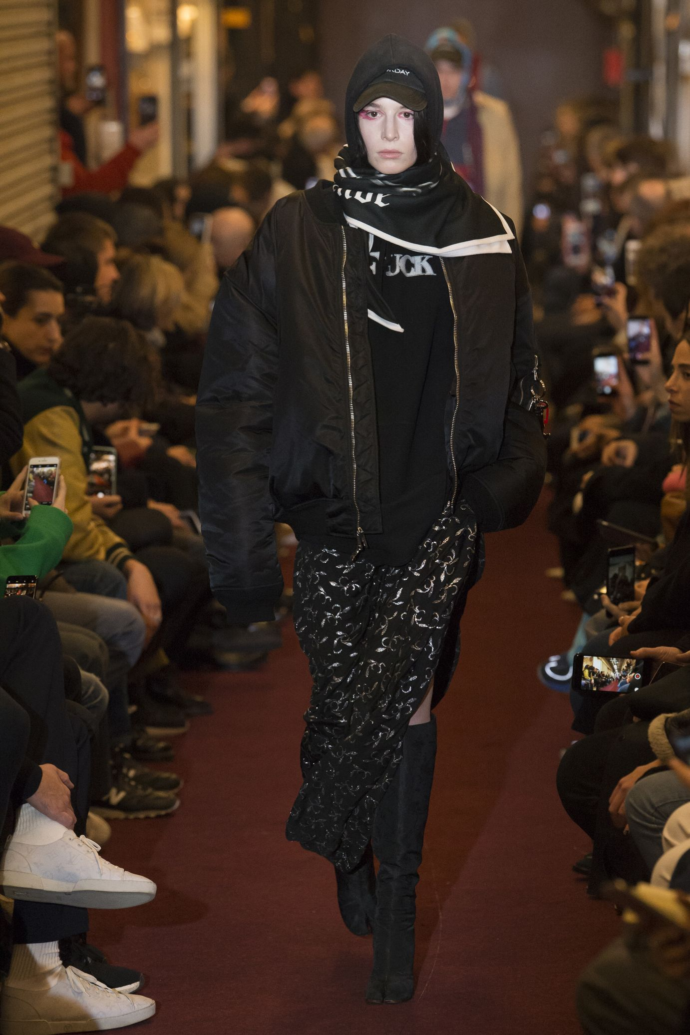 Vetements FallWinter 2019 Collection From Couture Fashion Week advise
