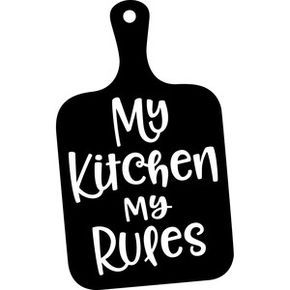 Silhouette Design Store: my kitchen my rules #kitchenrules