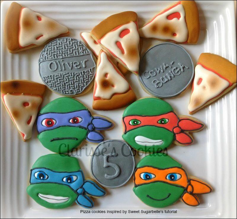 Ninja Turtles   Cookie Connection