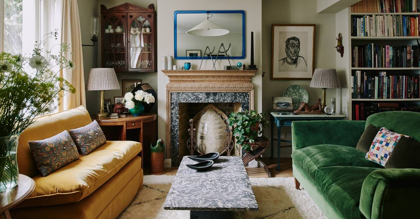 Guy Tobin S London House Is A Lesson In Mixing Antiques