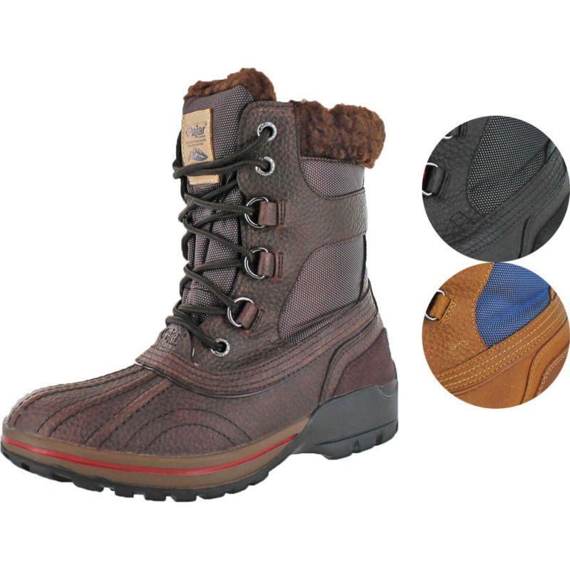 Winter Snow Boots Duck Waterproof