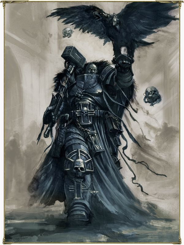inquisitor office 40k - Google Search