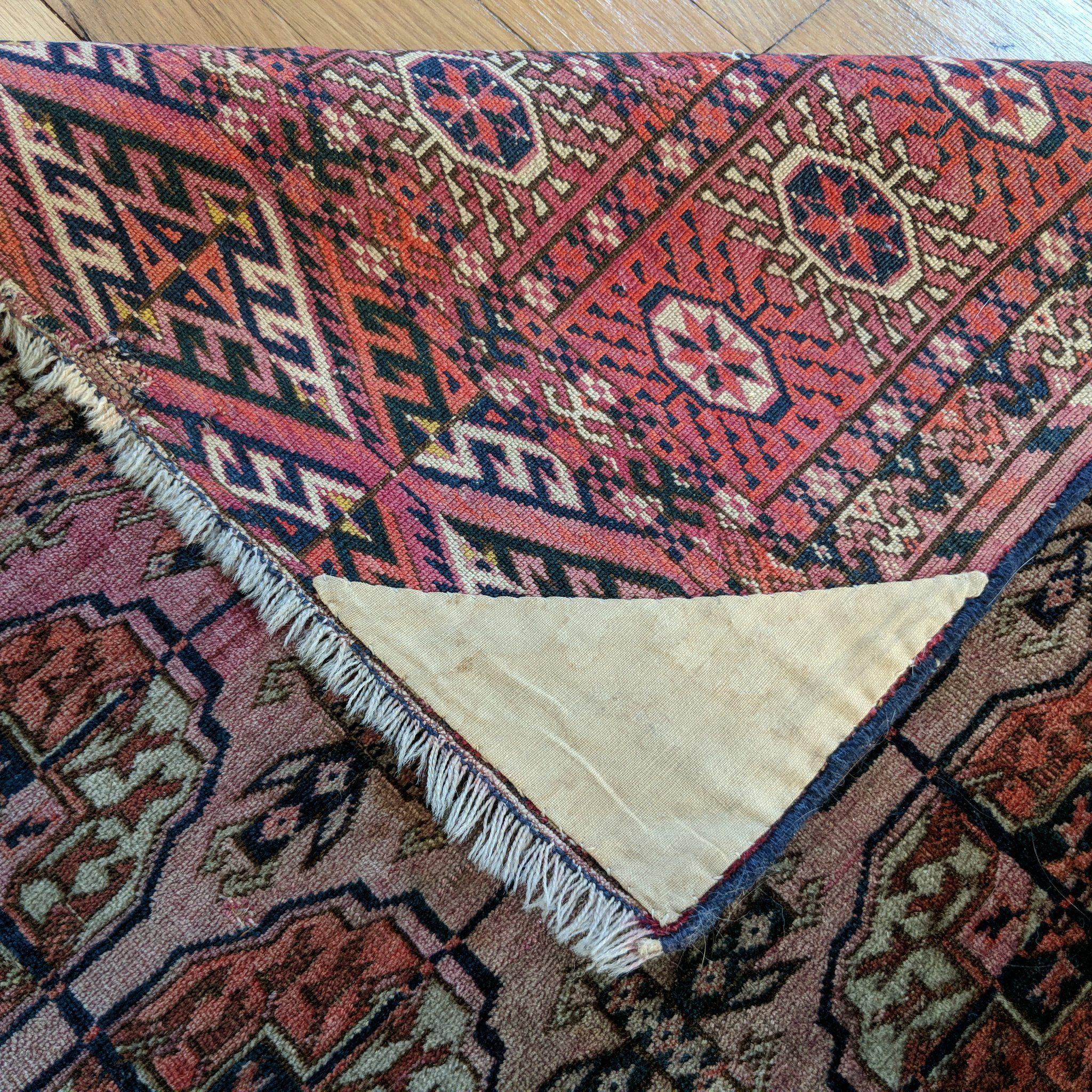 Pink Bokhara Jessie S Oriental Rugs