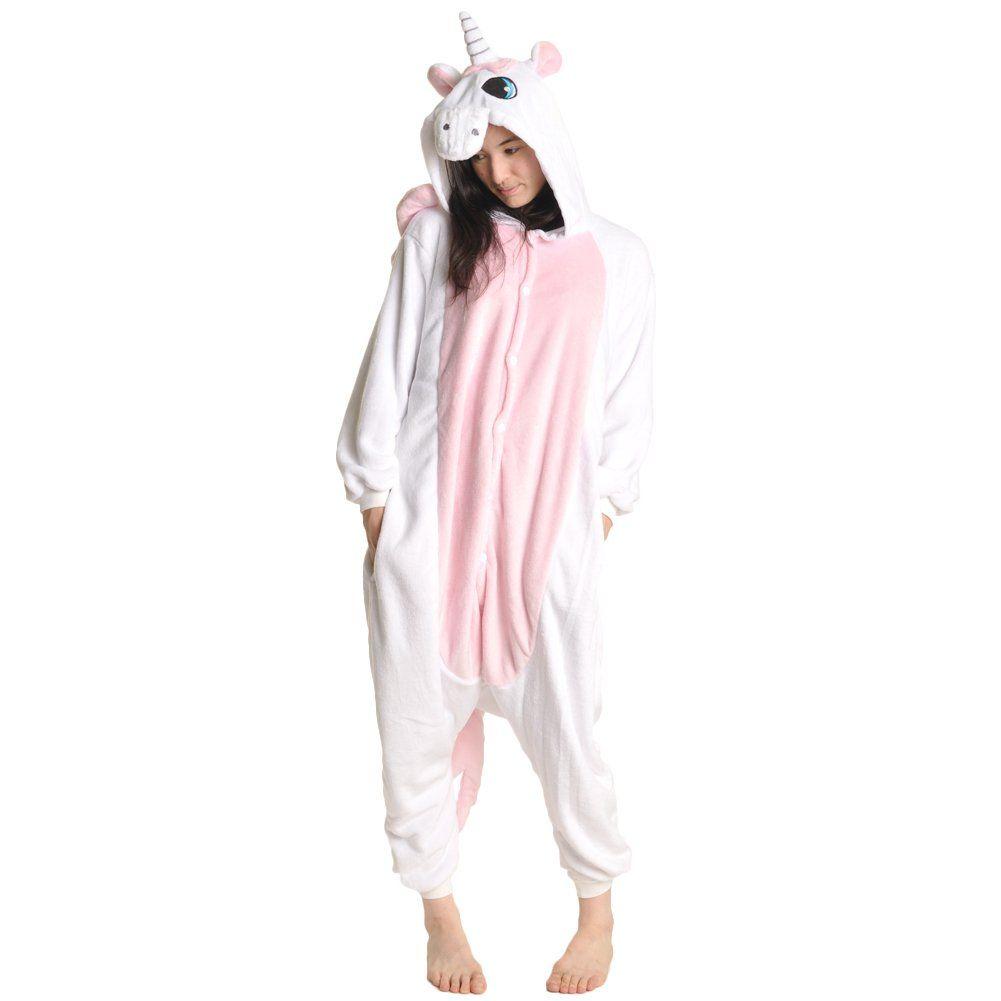 e339fcfe727 Amazon.com: Angelina Unisex Plush Animal Onesies Pajamas #91158 ...