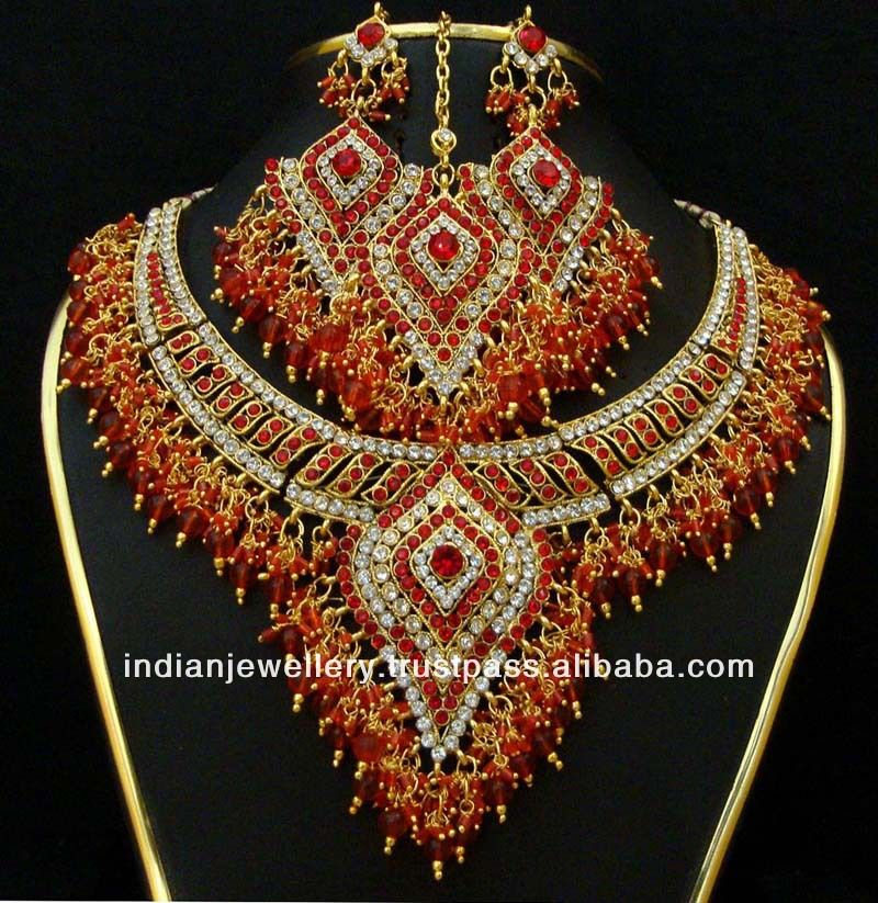 Indian Bridal Jewelry SupplierWedding Fashion Jewelry Manufacturer