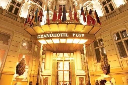 Grandhotel Pupp Prague Hotels Grand Hotel Vacation Trips