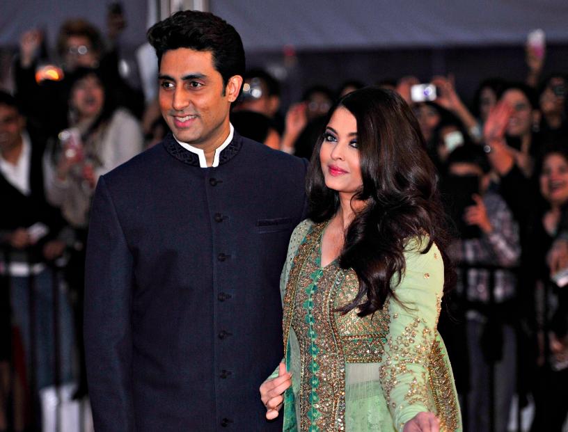 Aishwarya Rai Bachchan Recent News 2014 Abhishek Bachchan And Baby