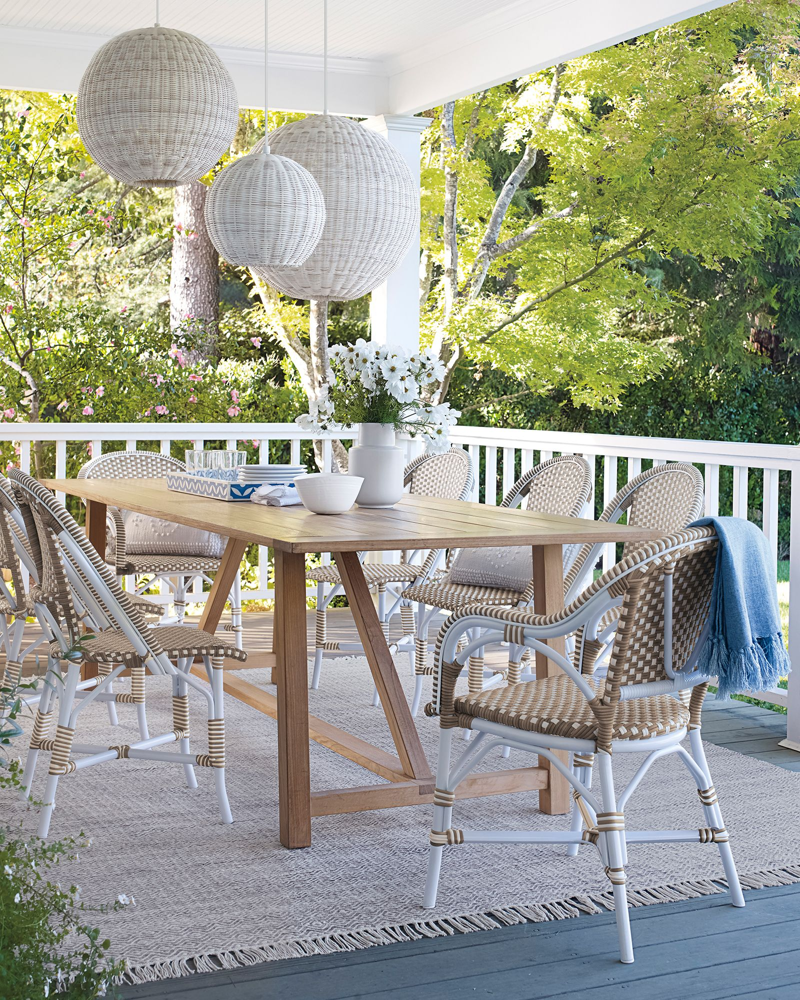Crosby Teak Dining Tablecrosby Teak Dining Table Used Outdoor