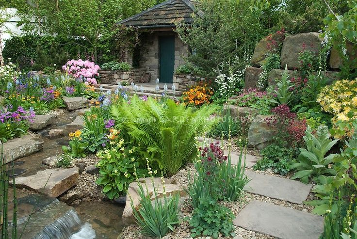 Flower garden ideas and layouts beautiful english flower garden