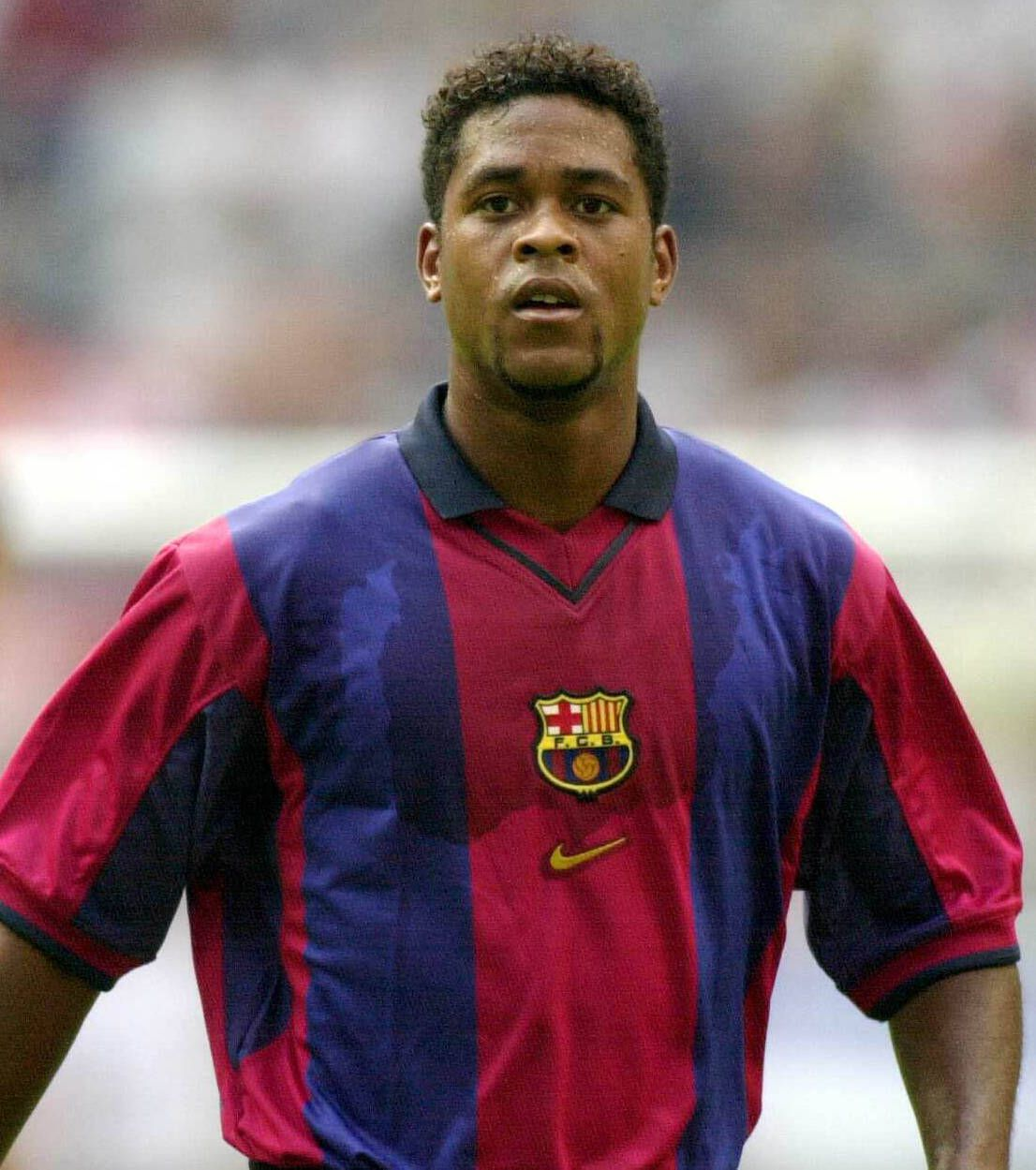 Patrick Kluivert Is A Former Dutch Football Player Who Is