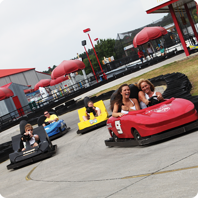 Myrtle Beach Sc Nascar Sdpark Home To 19 Family Fun Attractions The Park Has Seven Go Kart Tracks Plus A Giant Arcade Mini Golf Rock Climbing