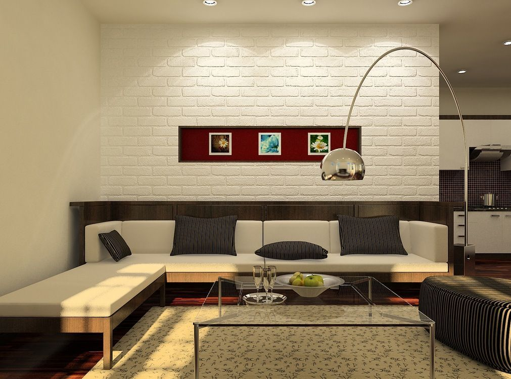 Modern Living Room Design Beautiful Superb Living Room Arc Lamp ...