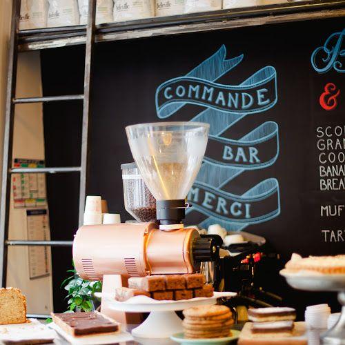 Cafezinho pequenino e bem jeitosinho [em Paris]