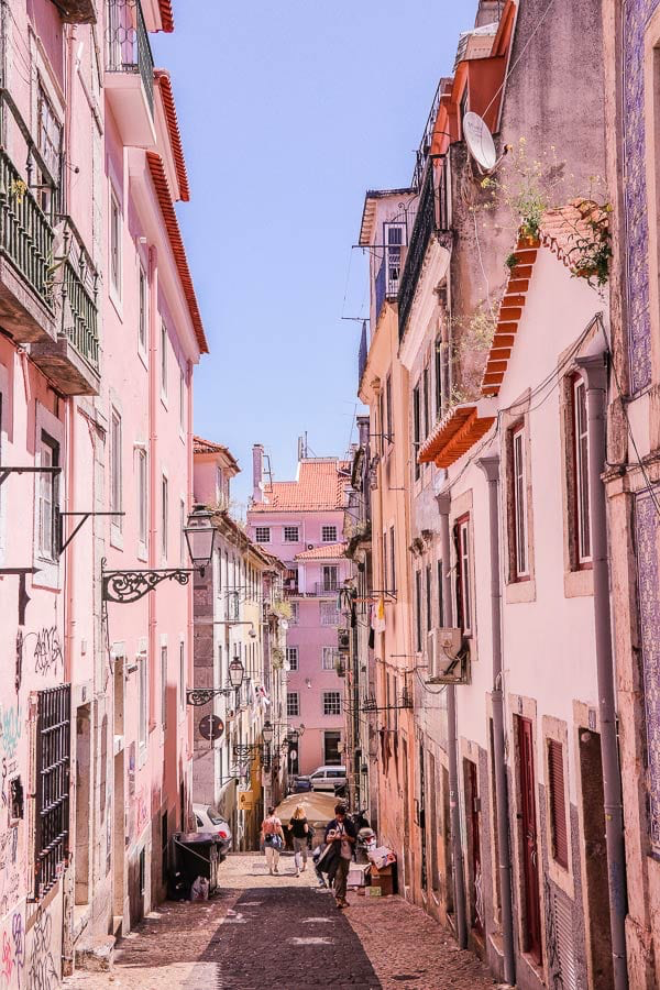 Top 18 Lisbon Instagram Spots: The Ultimate Lisbon Photography Guide!