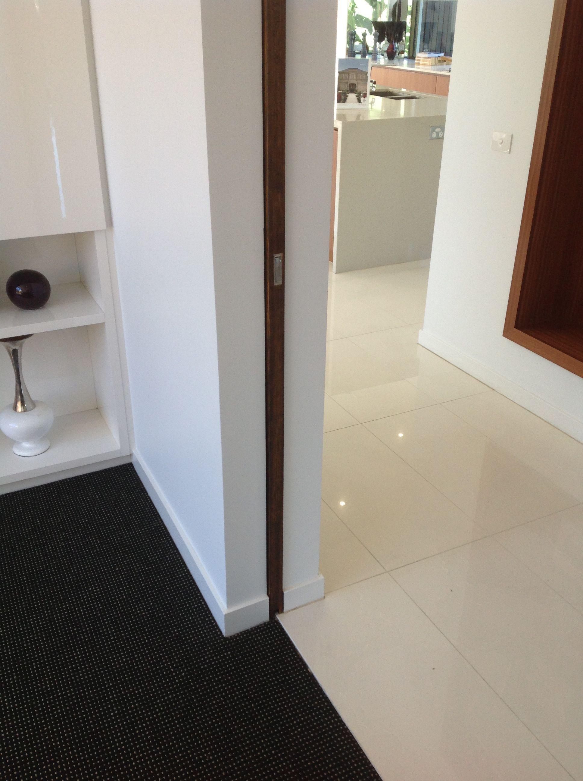 Sliding doors and tight knit carpet roomdividerideasbookshelves