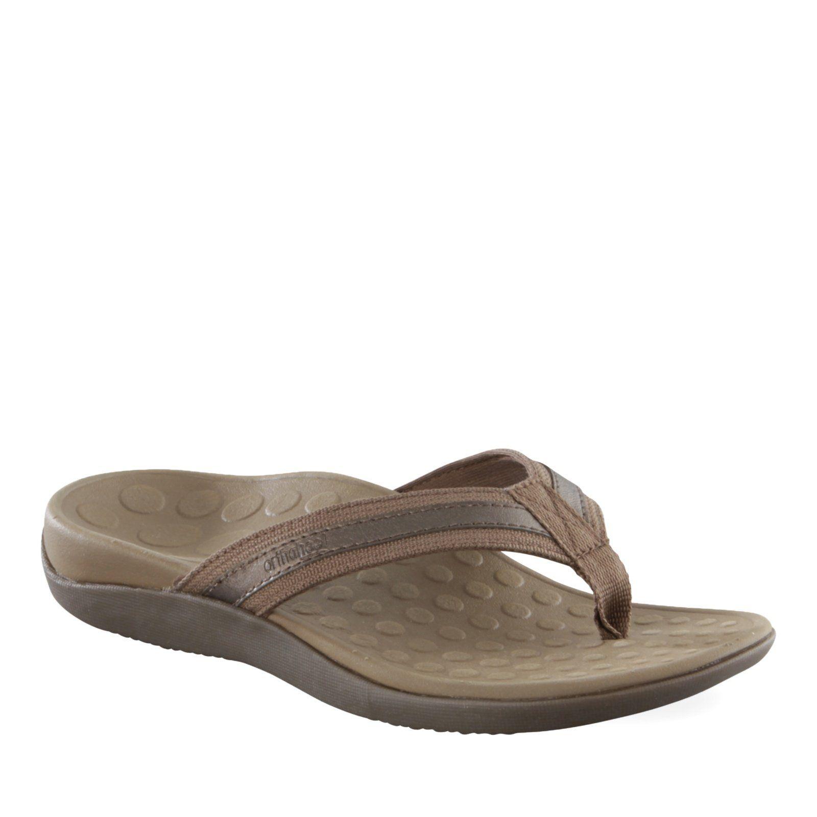c3642c57cf9 Amazon.com  Orthaheel Women s Raspberry Tan Tide 6 B(M) US  Shoes ...