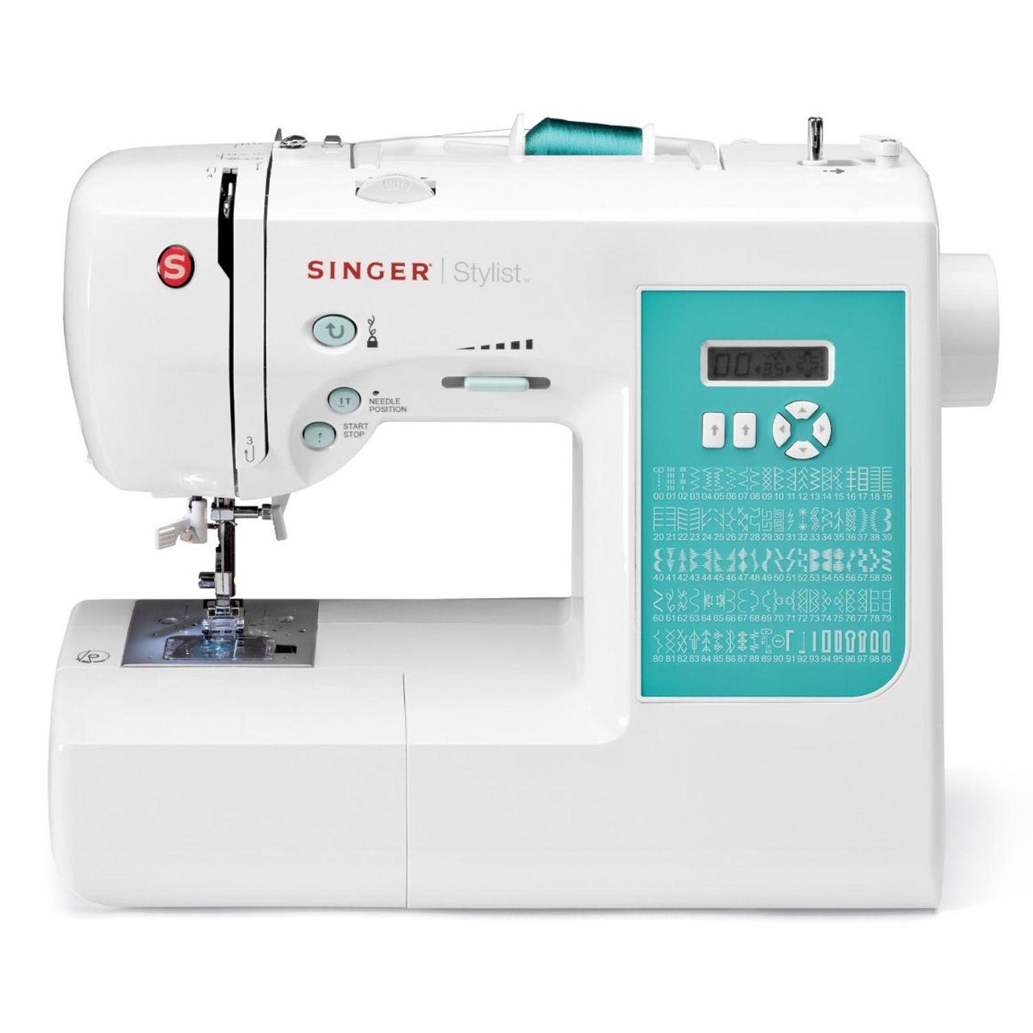 Singer 7258 vs 4423 | Computerized sewing machine, Sewing ...