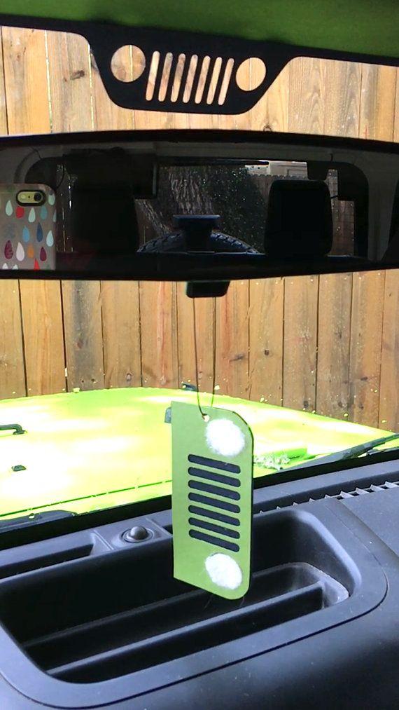 Car Air Freshener Off Road 4 Wheel N Essential By Crfavorfrenzy