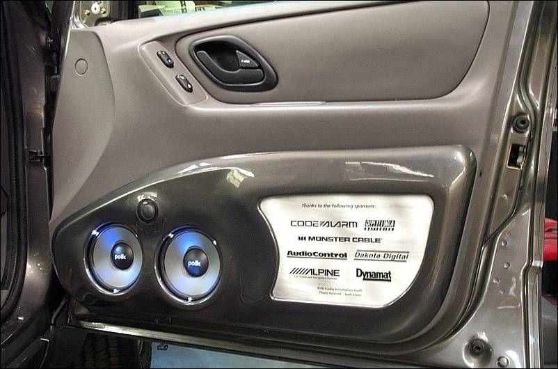 Fiberglass Door Enclosure Poisk V Google Custom Car Audio Car