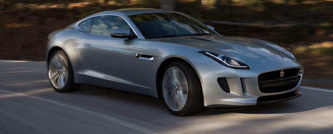 Jaguar   F-TYPE COUPÉ 65 660€ first price!!
